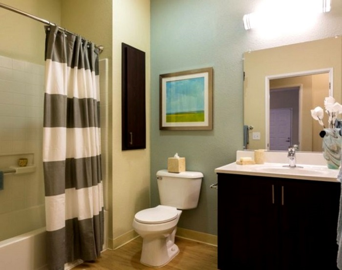 Apartment Bathroom Ideas: Make Use of the Small Space
