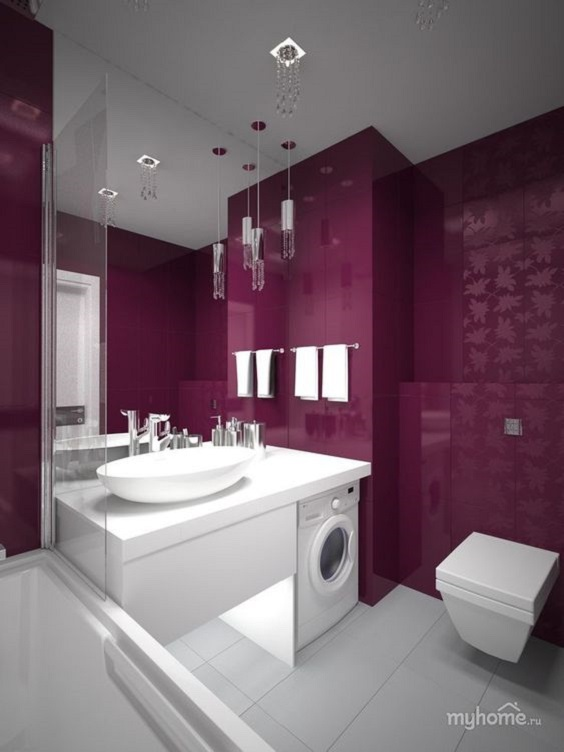 Bathroom Color Ideas 13