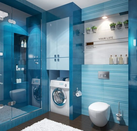 Bathroom Color Ideas 15