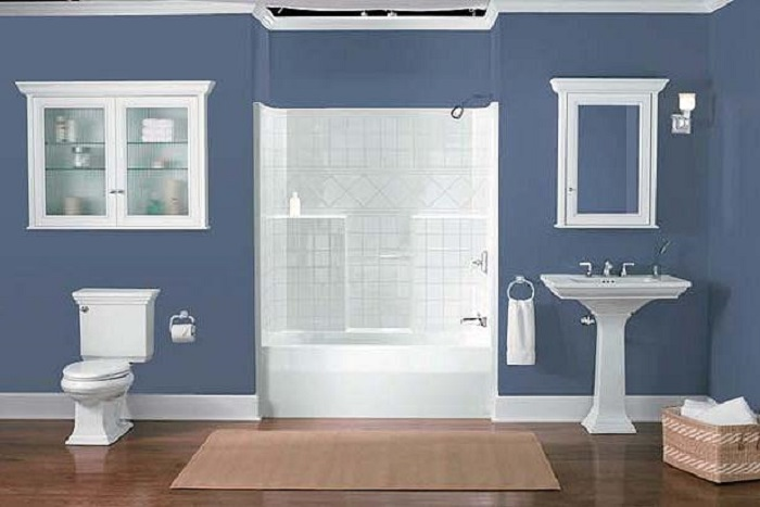 Bathroom Color Ideas: The Choice of Theme