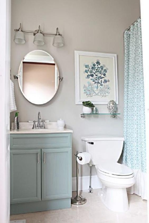 Bathroom Decor Ideas: Nice Arrangement for Small Bathroom