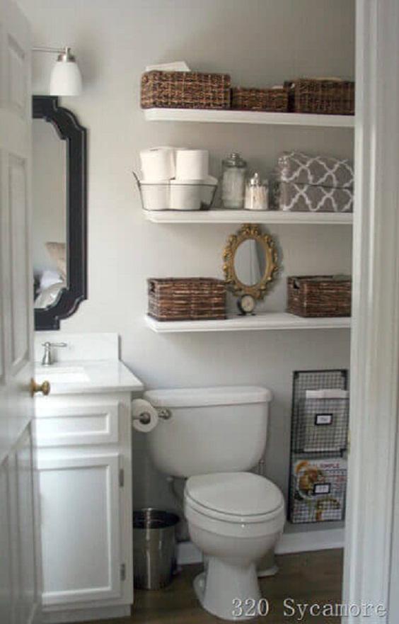 Bathroom Decor Ideas: Arrangements of the Space