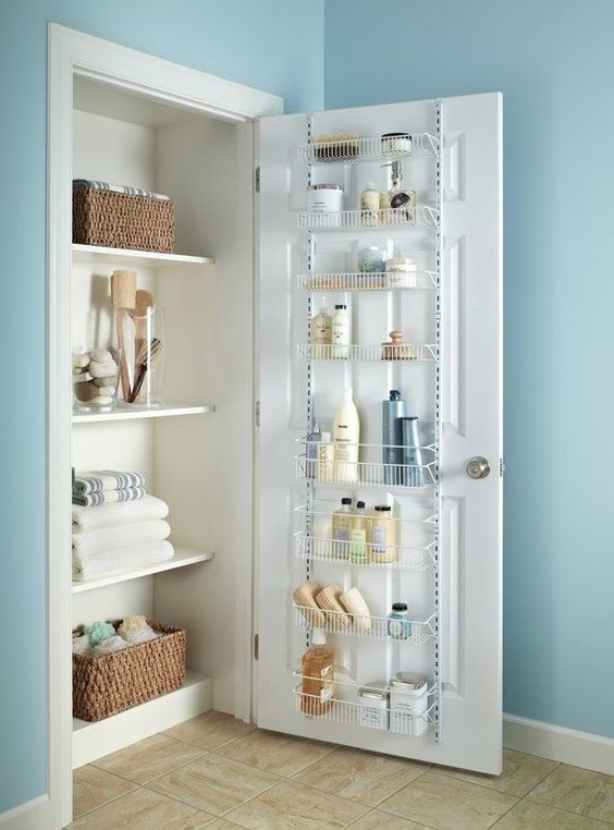 Bathroom Organization Ideas 1