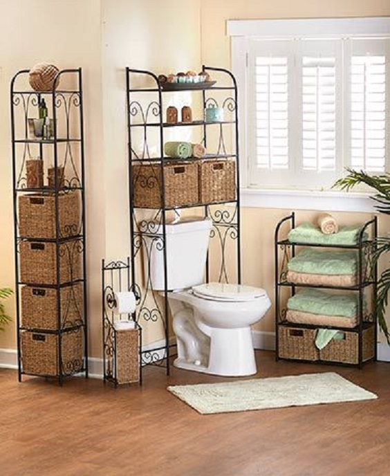 Bathroom Organization Ideas 6