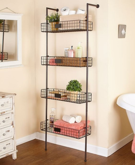 Bathroom Organization Ideas 7