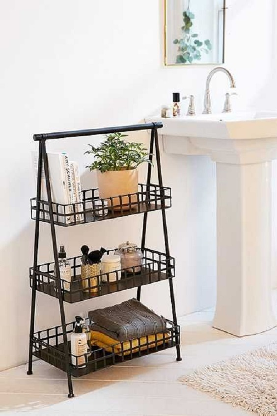 Bathroom Organization Ideas 8