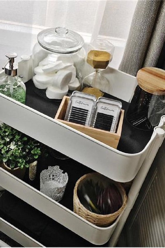 Bathroom Organization Ideas 11