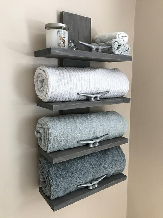 Bathroom Organization Ideas 14