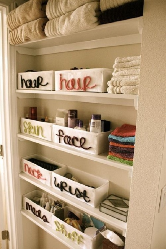 Bathroom Organization Ideas: Practical Storage