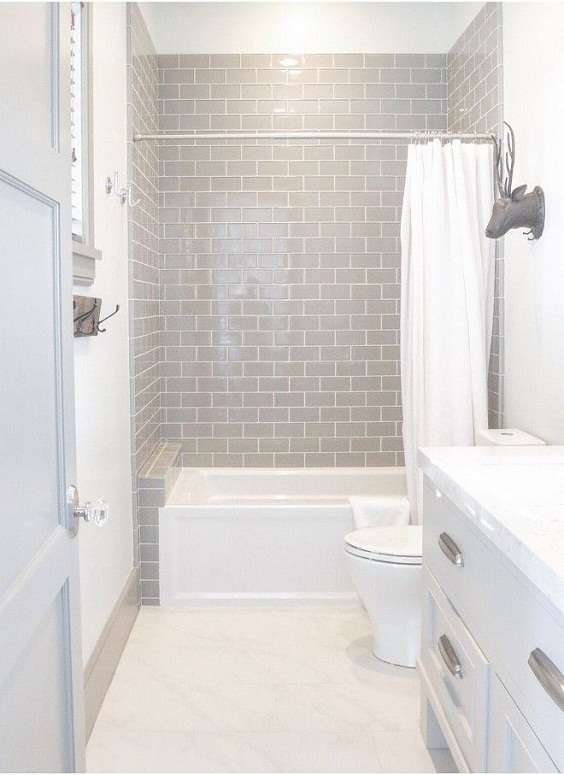 Bathroom Remodel Ideas: Tiles for the Wall