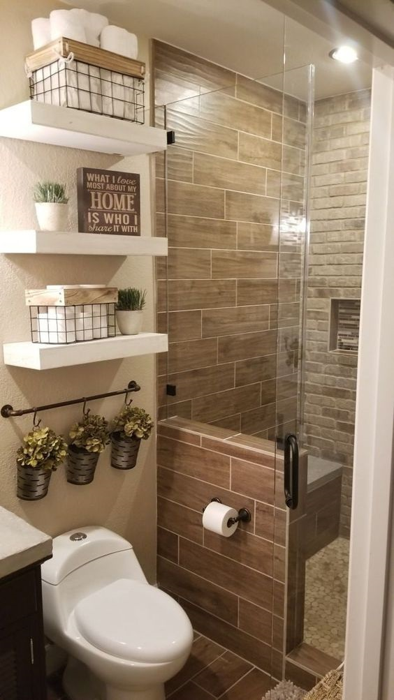 Bathroom Shelves Ideas 3