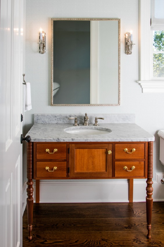 Bathroom Vanity Ideas: Unique Design