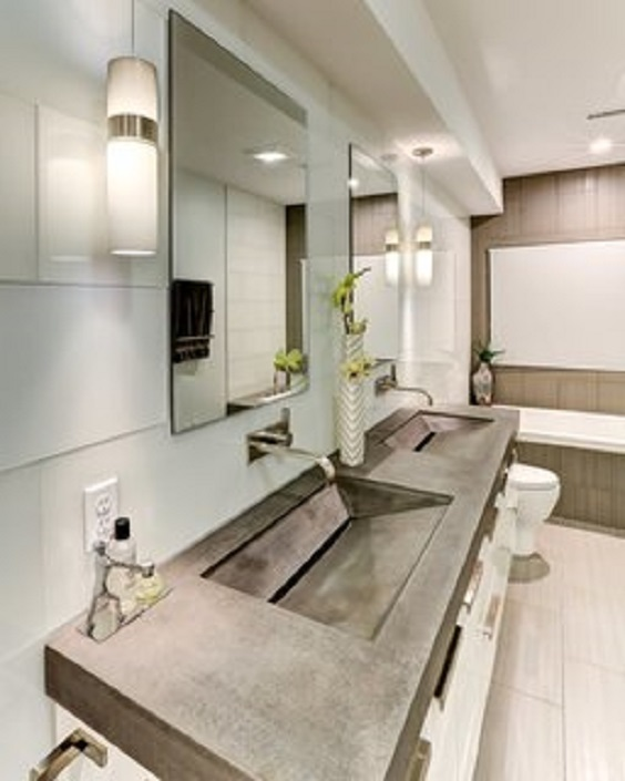 Bathroom Vanity Ideas: Modern Design