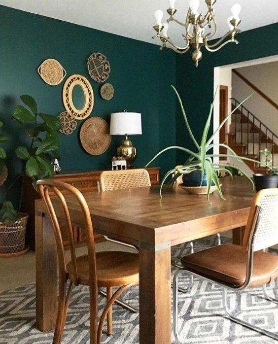 Small Dining Room Color Ideas: Dining Room Color Ideas: Modern To Traditional Color