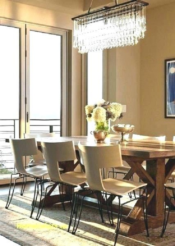 Dining Room Color Ideas: Light Brown Paint Color
