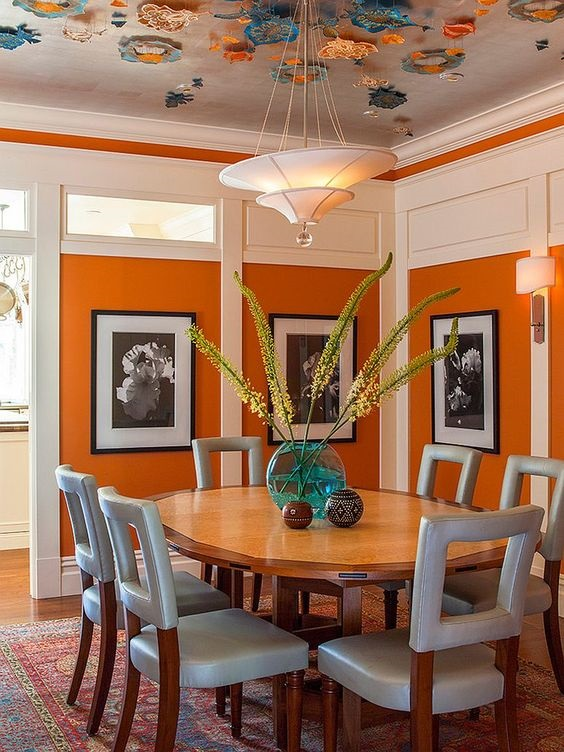 Dining Room Decor Ideas: 4
