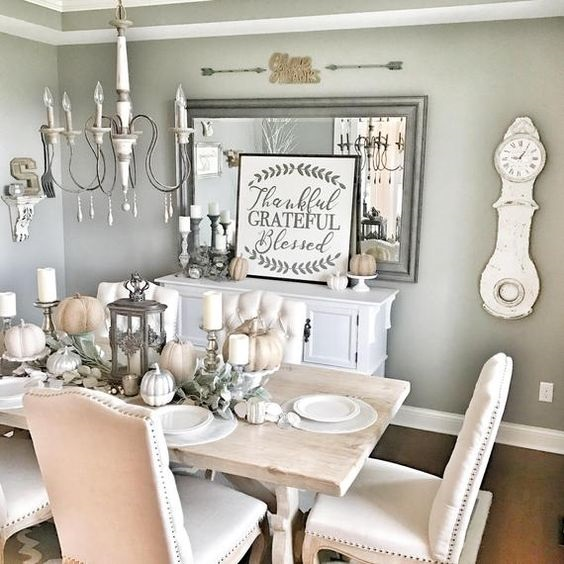 Dining Room Decor Ideas: 8