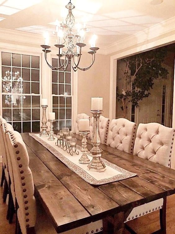 Dining Room Decor Ideas: 9