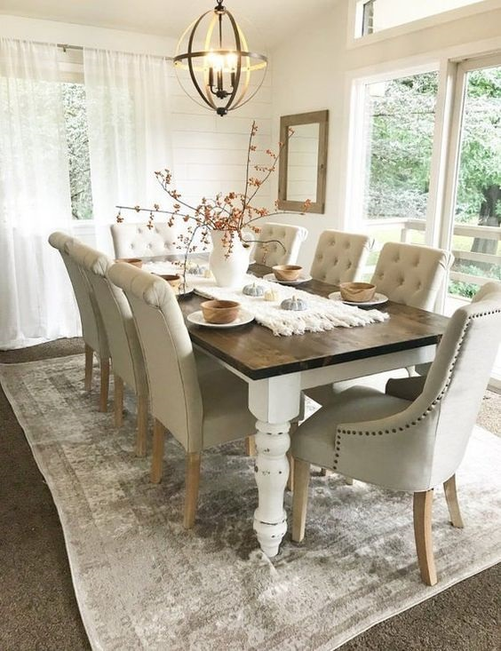 Dining Room Decor Ideas: 10