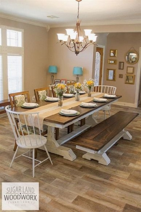 Dining Room Decor Ideas: 12