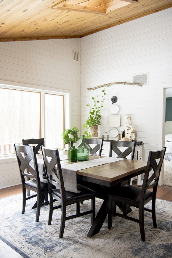 Dining Room Decor Ideas: Winter to Spring Transition