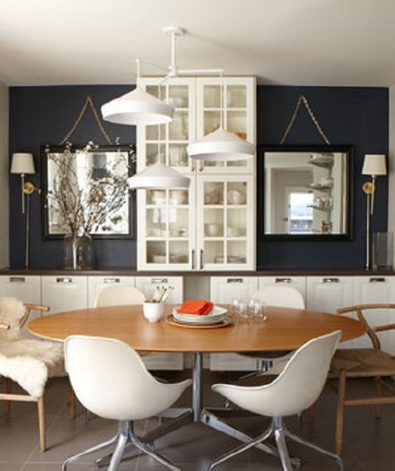 Dining Room Decor Ideas: Elegant Look