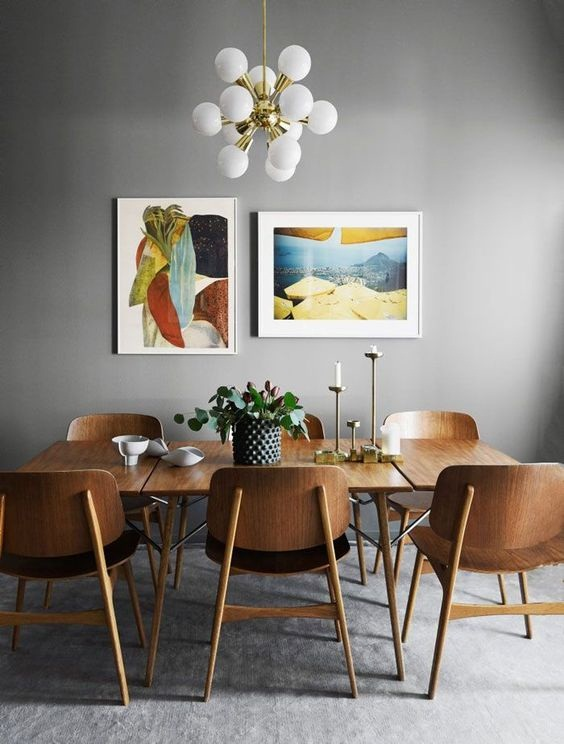 Dining Room Color Ideas 8