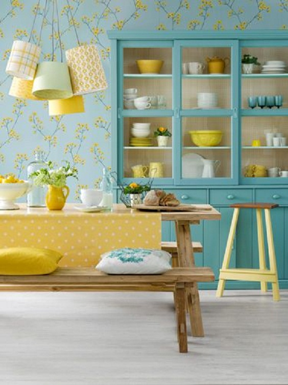 Dining Room Color Ideas 20