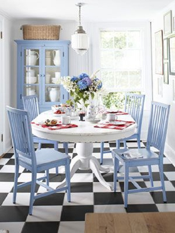 Dining Room Color Ideas 11