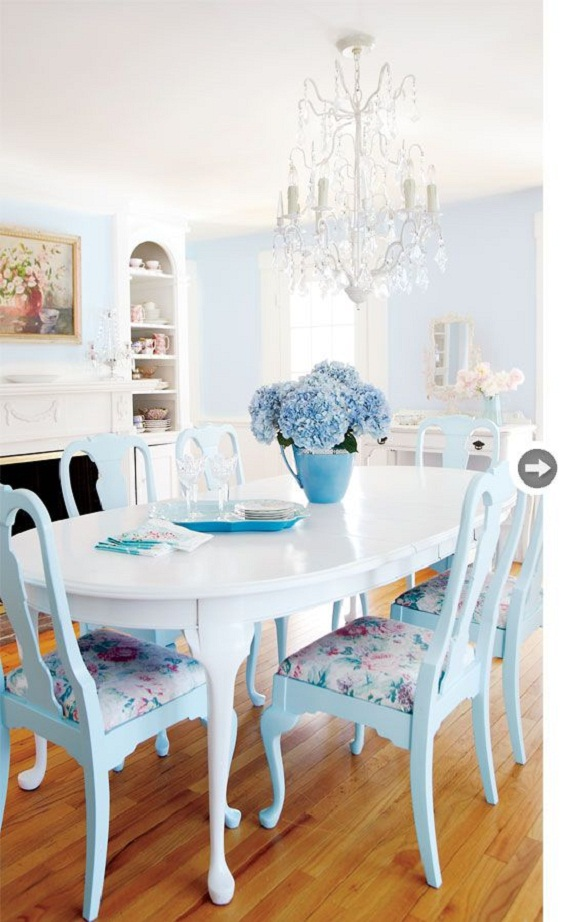Dining Room Color Ideas 12