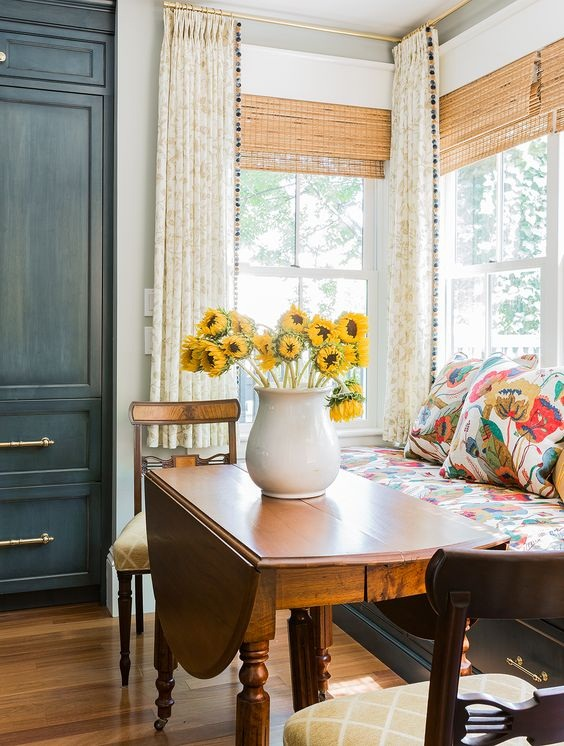 Dining Room Color Ideas: Green Paint Color