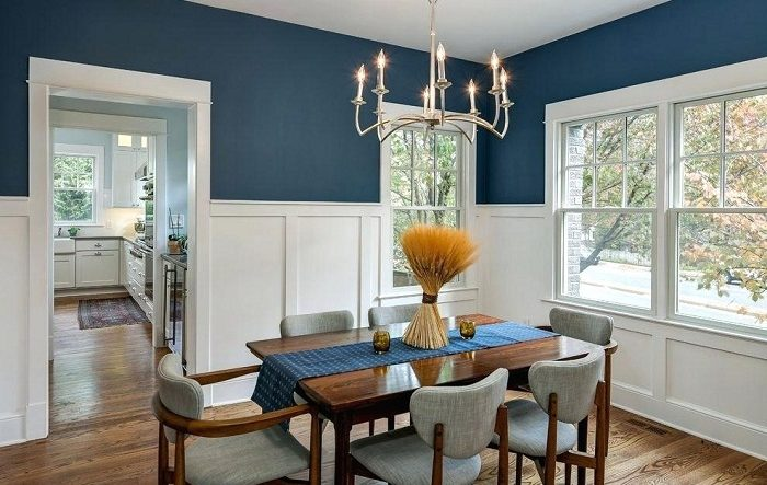 Dining Room Paint Ideas: New Color for the New Look