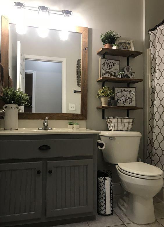 Farmhouse Bathroom Ideas: The Natural Country Look ...