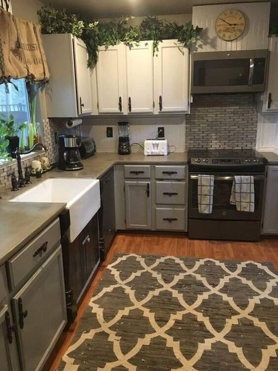 Kitchen Remodel Ideas: Warm Tone Color of Choice