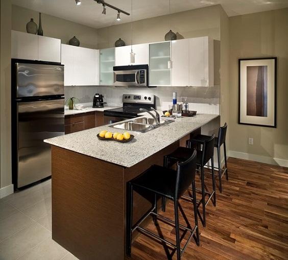 Kitchen Remodel Ideas: Functional Fine Look