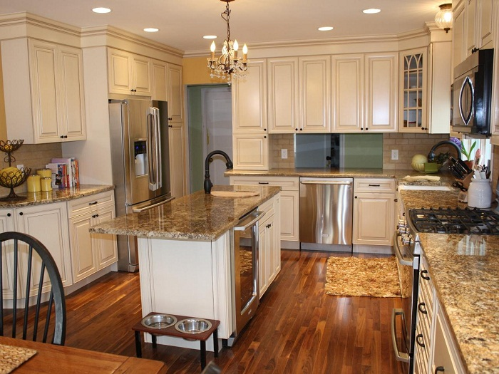 Kitchen Remodel Ideas for A Great Cooking Time