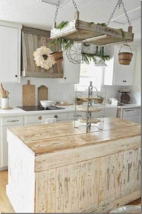 Farmhouse Kitchen Ideas: Back in Time