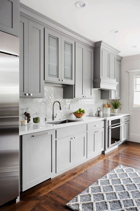 Kitchen Cabinet Ideas: Paint Cabinets