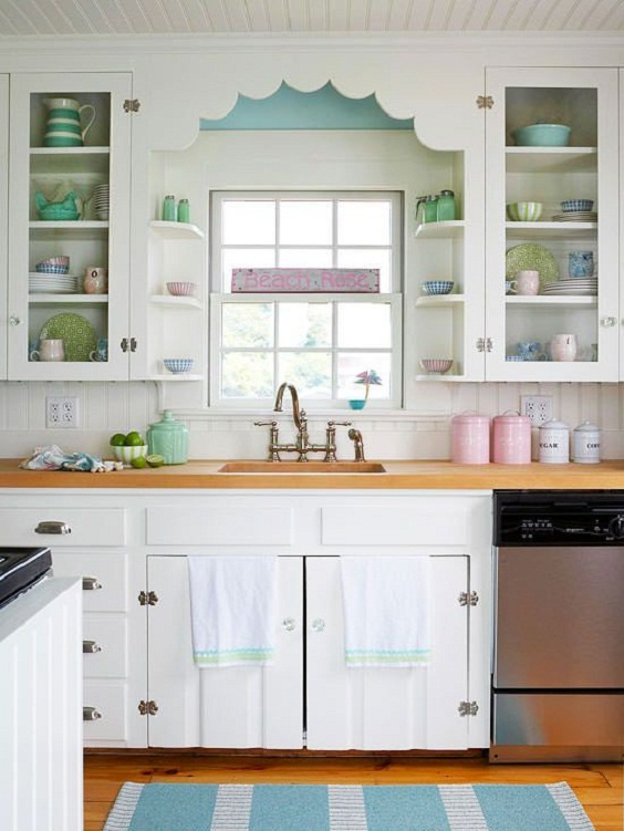 Kitchen Cabinet Ideas: Chic Look