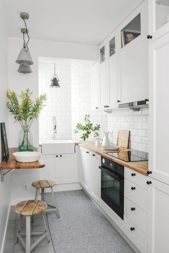 Apartment Kitchen Ideas: Smart Design