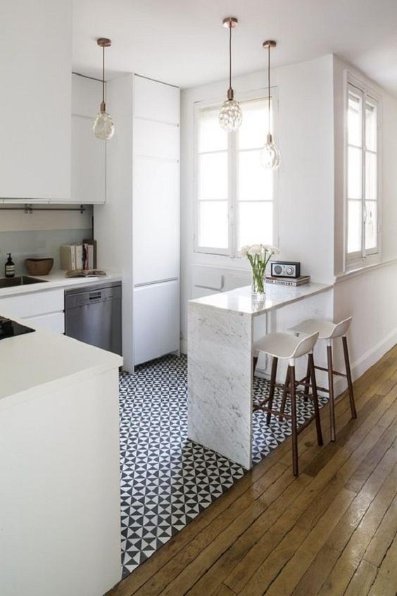 Apartment Kitchen Ideas: Chic Kitchen
