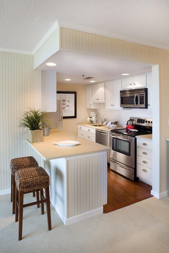 Apartment Kitchen Ideas: Perfect Kitchen Layout