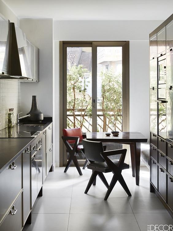 Apartment Kitchen Ideas: Brilliant Combination