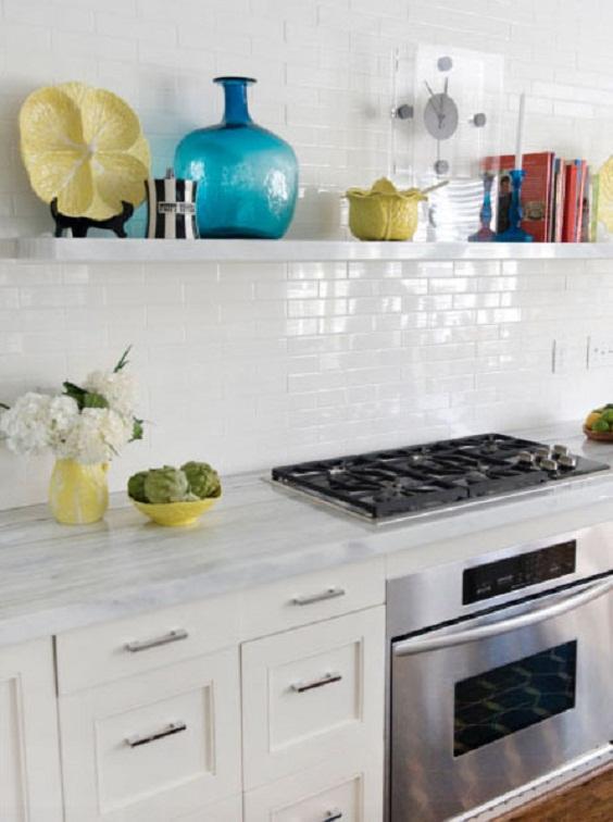 Kitchen Ideas: Useful Racks for Decoration