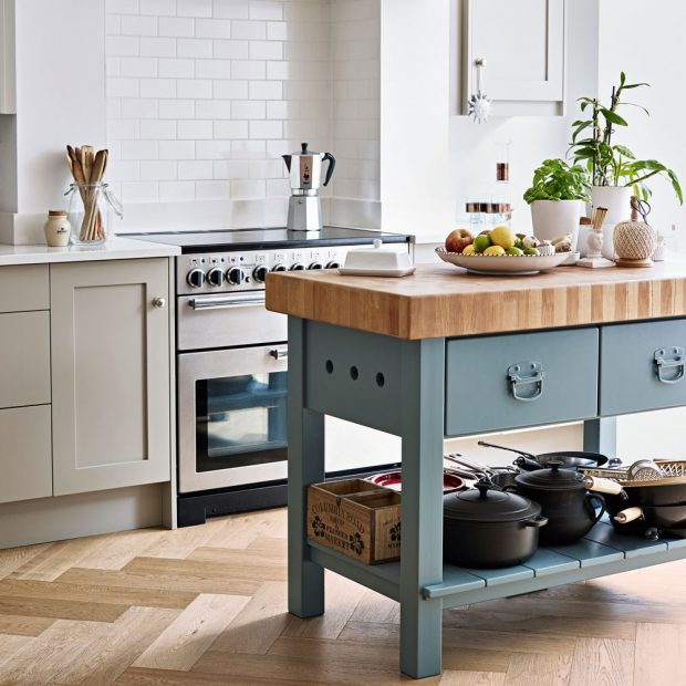 Kitchen Ideas: Multi-Functioned Table