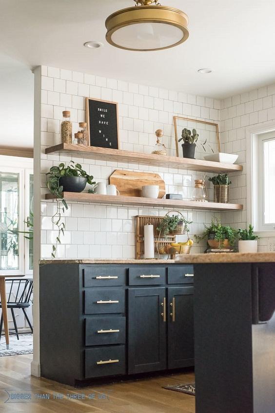 Kitchen Ideas: Adding Some Plants