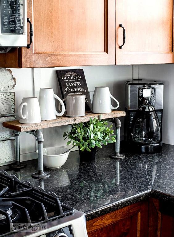 Kitchen Ideas: A Mug Stand