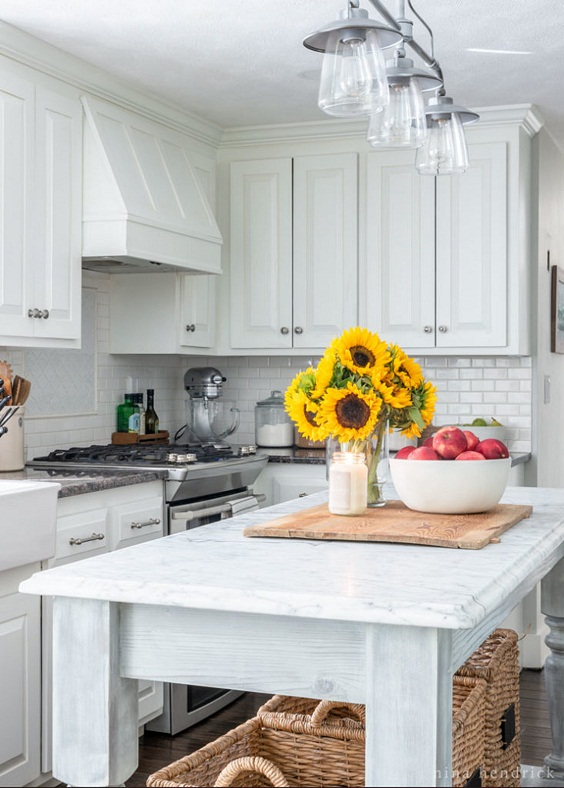 Kitchen Ideas: Early Fall Look