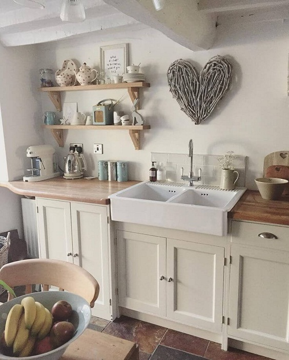 Kitchen Decor Ideas: Country Look