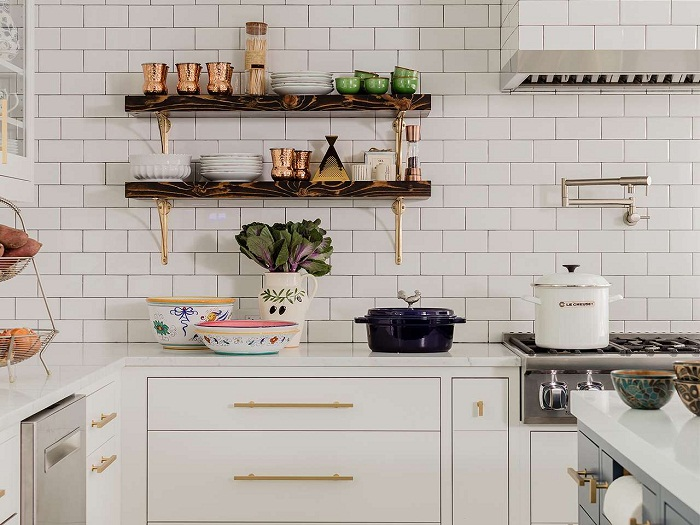 Kitchen Organization Ideas: Make Use of Empty Space